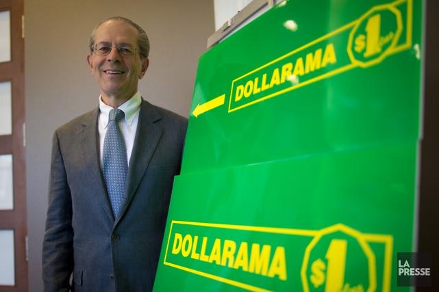 Dollarama doit composer avec la multiplication des magasins... (PHOTO ANDRÉ PICHETTE, ARCHIVES LA PRESSE)