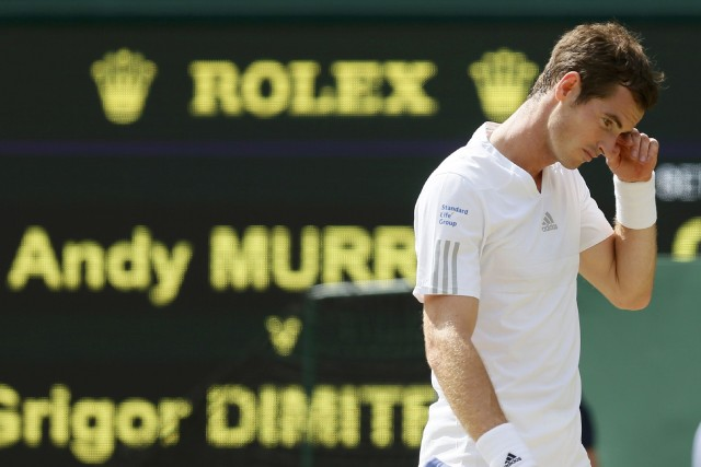 Le champion en titre du tournoi de Wimbledon,... (Photo Stefan Wermuth, Reuters)