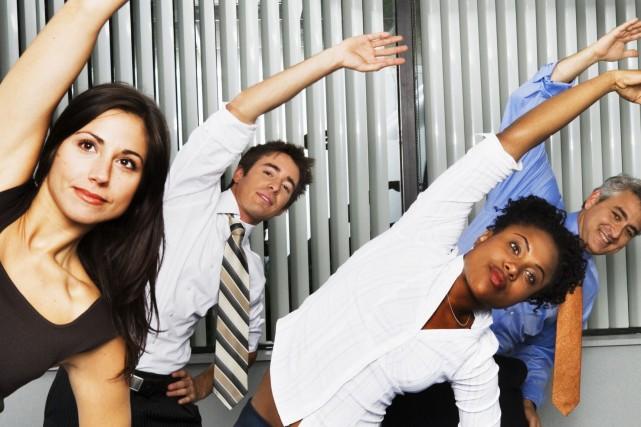 Parce qu'on aime notre boulot et parce qu'on tient bien sûr à notre santé,...