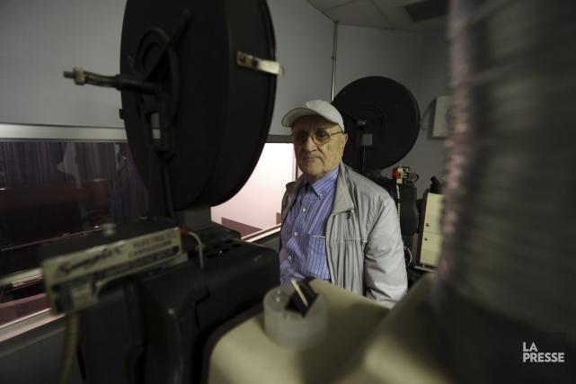 Le père du FFM, Serge Losique, assumera dorénavant... (Photo Martin Chamberland, La Presse)