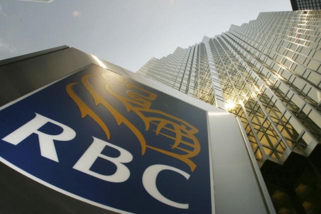 La Banque Royale a indiqué mercredi que son indice de l'industrie... (Photo archives Bloomberg)