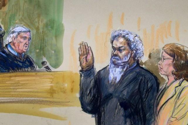 Dans un document judiciaire transmis lundi soir à... (Photo Dana Verkouteren, Archives AP)