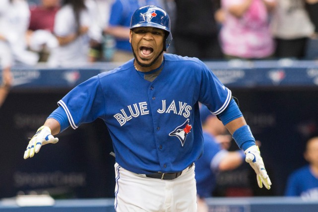 Edwin Encarnacion... (Photo Chris Young, archives PC)