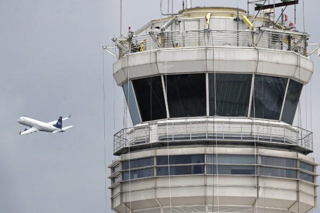 Les aéroports concernés par les nouvelles mesures de... (Photo archives AP)