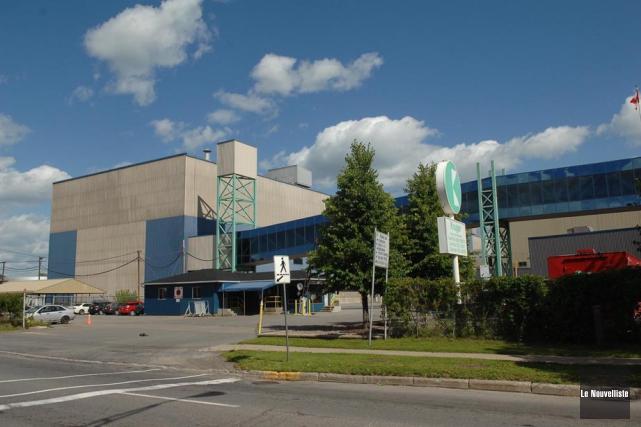 L'usine Kruger Trois-Rivières s'associe au Cégep de Trois-Rivières... (Photo: Archives Le Nouvelliste)
