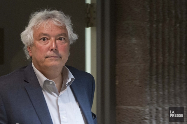 Le conseiller financier Michel Marcoux... (Photo Ivanoh Demers, La Presse)