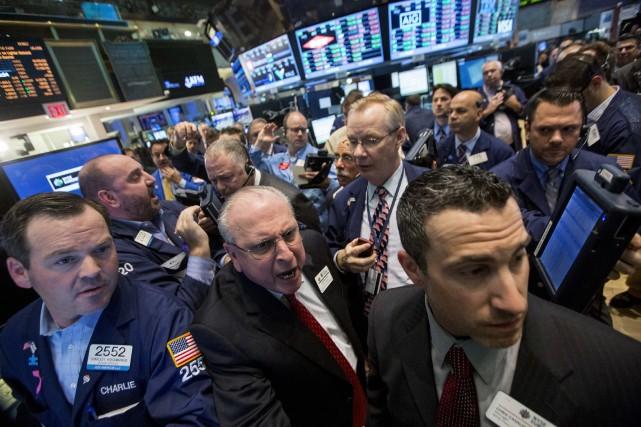 Les cours du pétrole coté à New York ont reculé jeudi pour la sixième séance de... (Photo Brendan McDermid, archives Reuters)
