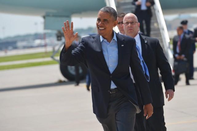 «La classe moyenne américaine ne peut pas attendre... (PHOTO MANDEL NGAN, ARCHIVES AFP)
