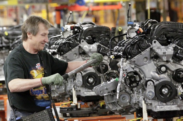 Statistique Canada a indiqué que les exportations avaient... (Photo archives Bloomberg)