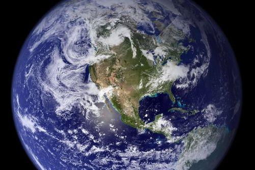 La planète Terre.... (Photo Archives Reuters)