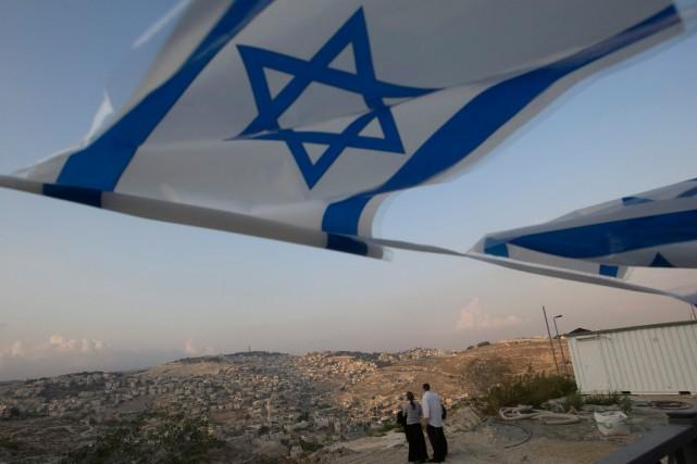Le Fonds monétaire international (FMI) a appelé jeudi Israël à alléger les... (Photo Ronen Zvulun, Reuters)