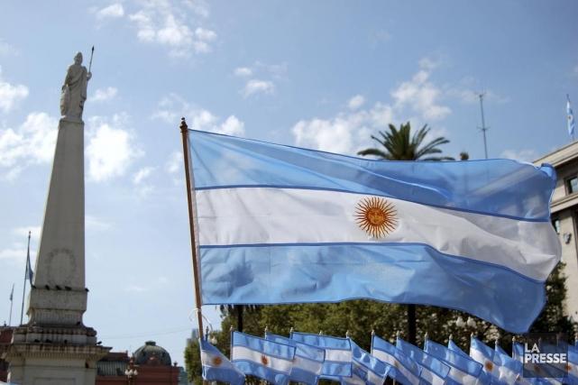 L'Argentine a été condamnée aux États-Unis à verser... (PHOTOTHÈQUE LA PRESSE)
