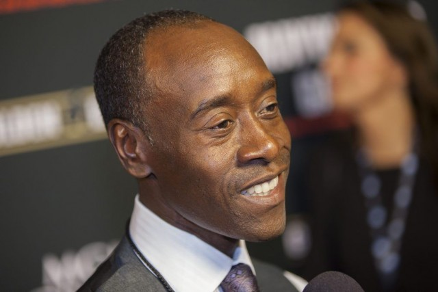 Don Cheadle... (Photo archives AP)
