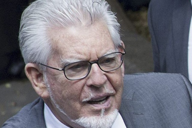 Rolf Harris... (Photo Bogdan Maran, archives AP)