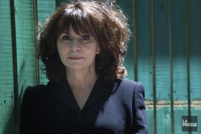 Christiane Charette anime le 125, Marie-Anne, présenté le... (Photo Olivier Jean, archives La Presse)