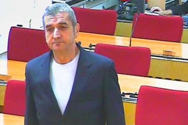 Branko Vlaco... (Photo tirée du site oslobodjenje.ba)