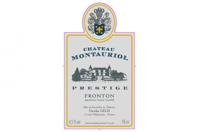 Château Montauriol Prestige2011, 17,50$ (11343359)...