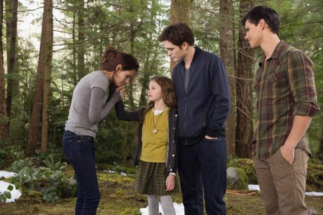 Il s'en est dit, et écrit, des choses sur Twilight. Pour cause. La... (PHOTO LA PRESSE CANADIENNE)