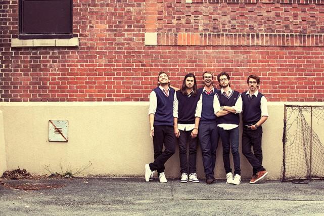 France, DRouin, Jules, To et Luis de Misteur... (PHOTOS: JOHN LONDONO (johnlondono.com))