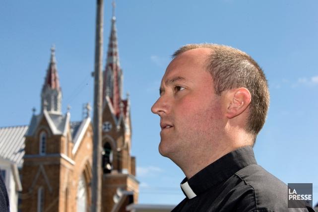 L'abbé Lemay a lui aussi vécu des moments... (PHOTO ALAIN ROBERGE, ARCHIVES LA PRESSE)