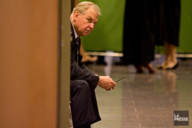 Gerald O'Reilly... (PHOTO FRANÇOIS ROY, ARCHIVES LA PRESSE)