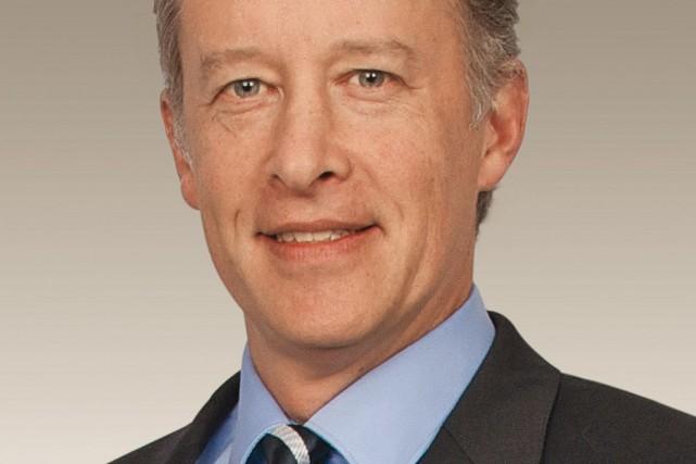 Luc de la Durantaye, premier vice-président, répartition d'actifs... (Photo fournie par Gestion globale d'actifs CIBC)