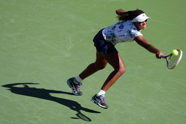 Victoria Duval... (Photo Jayne Kamin-Oncea, USA TODAY Sports)