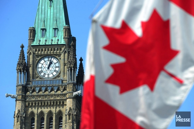 Pour éviter toute confusion des genres, le Parti conservateur du Canada a... (PHOTO ARCHIVES LA PRESSE CANADIENNE)