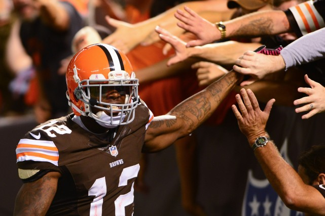 Josh Gordon... (Photo archives USA Today)