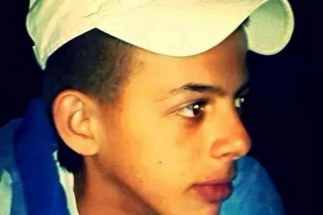 Mohammed Abou Khdeir, âgé de 16 ans, a... (PHOTO REUTERS)