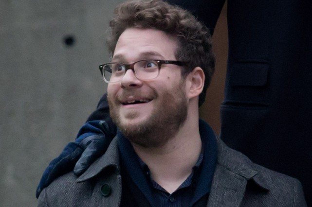 Seth Rogen... (Photo: archives La Presse Canadienne)