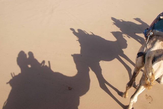 Marrakechconstitue, avec Agadir, la principale destination touristique du... (Photo Emmanuelle L'Heureux, Archives)