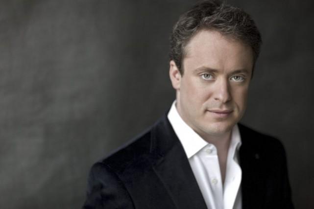 Le chef d'orchestre canadien Julian Kuerti sera aux... (Photo: Dario Acosta, fournie par le Festival de Lanaudière)