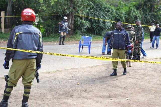 Arusha a été le théâtre de plusieurs attentats... (Photo AFP)