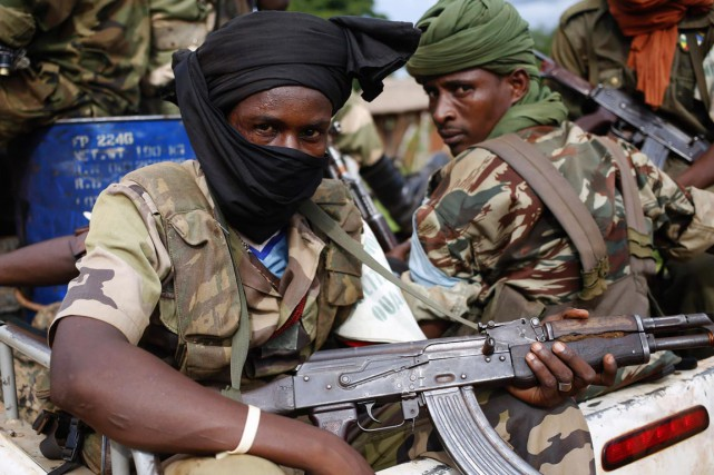 Les violences sont apparues à Bambari lorsque l'ex-rébellion... (PHOTO GORAN TOMASEVIC, ARCHIVES REUTERS)