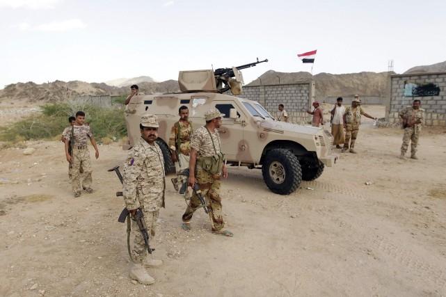 L'intensité des combats a poussé quelque 10000 familles... (Photo Khaled Abdullah, Reuters)