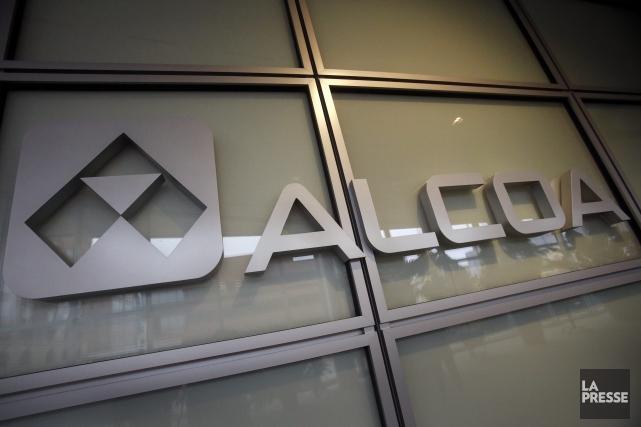 Alcoa a ainsi enregistré une hausse de 7%... (Photo Gene J. Puskar, archives AP)