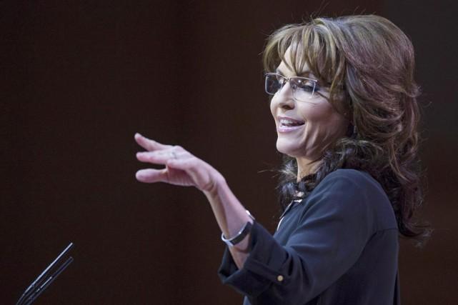 Le principal argument de Sarah Palin en faveur... (PHOTO CLIFF OWEN, ARCHIVES PC/AP)