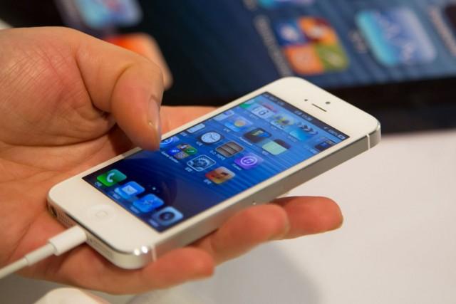 Ce n'est pas la première fois qu'Apple est... (PHOTO ARCHIVES BLOOMBERG)