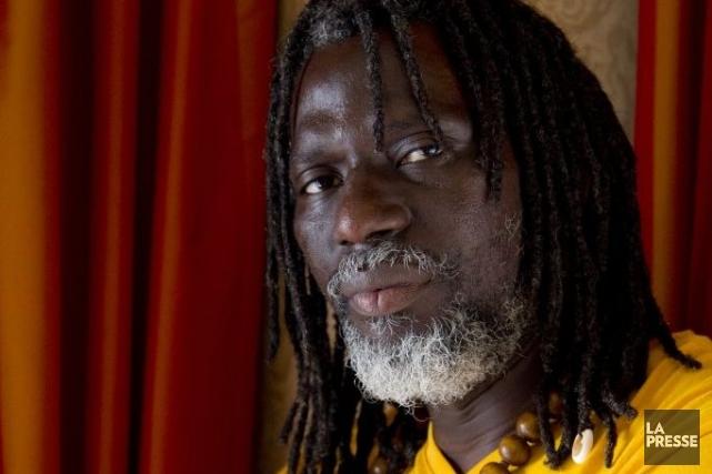 Dans le cadre des 28es Nuits d'Afrique, Tiken... (Photo: Alain Roberge, La Presse)