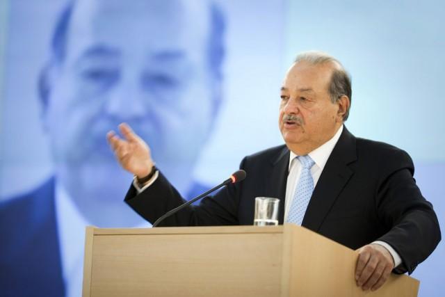 L'entreprise de Carlos Slim veut offrirà ses clients... (PHOTO VALENTIN FLAURAUD, ARCHIVES REUTERS)