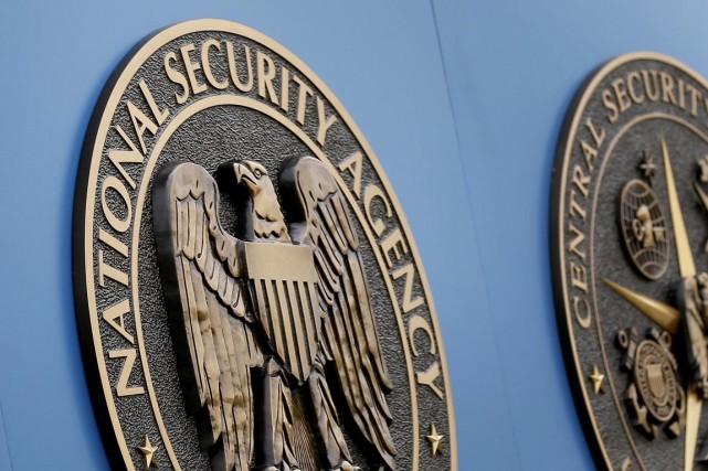 Le FBI et l'agence de renseignement NSA ont... (PHOTO PATRICK SEMANSKY, ARCHIVES AP)