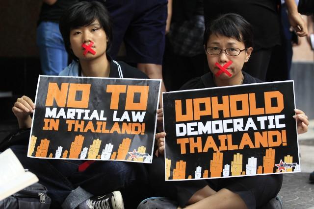 La BBC a annoncé mercredi le lancement d'un service en thaï sur les réseaux... (PHOTO ROMEO RANOCO, REUTERS)