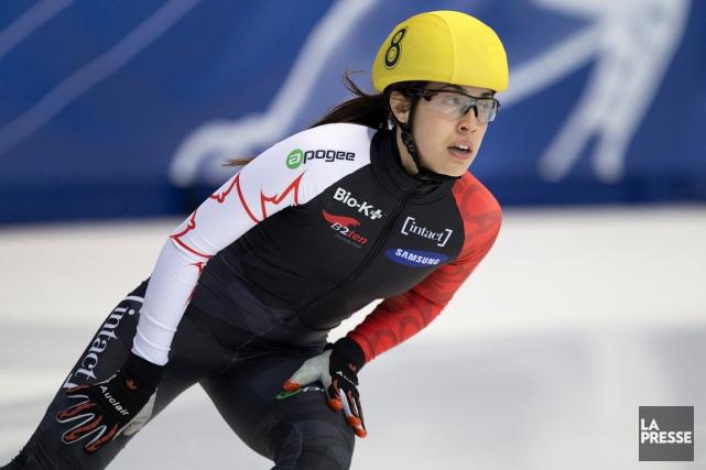 Valérie Maltais prendra part en fin de semaine... (Photo Robert Skinner, archives La Presse)