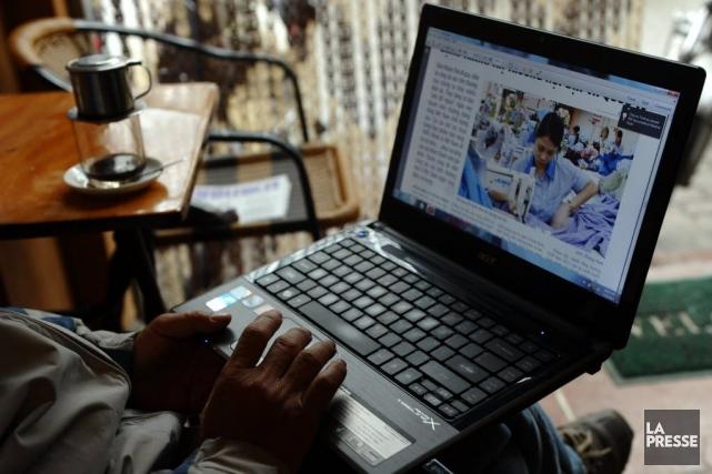 En juillet 2013, plus de 250 sites avaient... (Photo Archives La Presse)