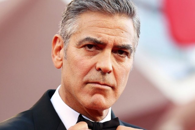 George Clooney... (Photo: Reuters)