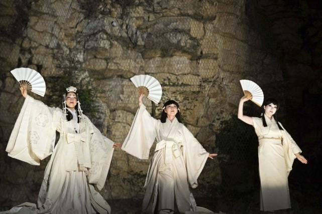 Le Japonais Satoshi Miyagi a donné cette semaine à Avignon un... (Photo: AFP)