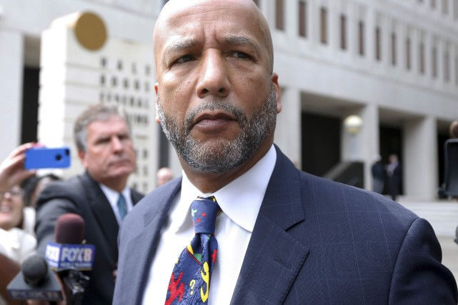 Ray Nagin,ex-maire de La Nouvelle-Orléans... (PHOTO JONATHAN BACHMAN, REUTERS)