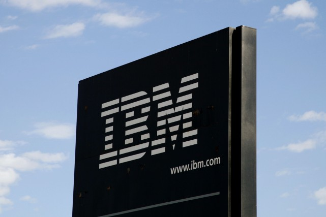 Le géant américain de l'informatique IBM va investir 3 milliards de dollars de... (Photo RICK WILKING, archives Reuters)