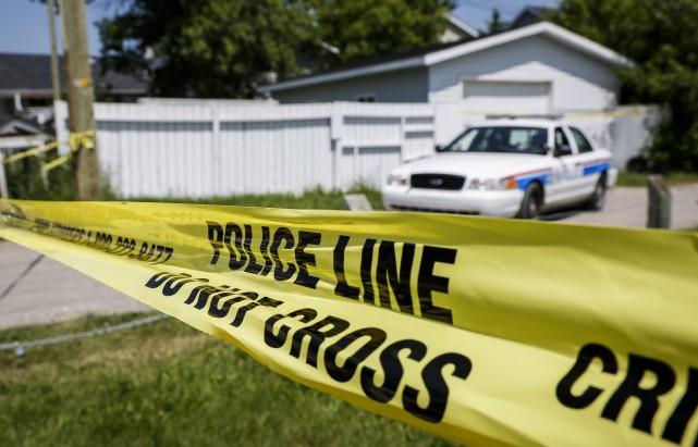 La police de Calgary a élargi à une décharge ses recherches pour retrouver un... (Photo Jeff McIntosh, PC)